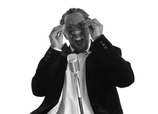 Richard Arame und Band