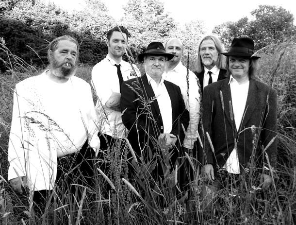 Brennholz Bluesband
